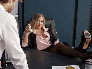 Fill My Quota Free Video With Alison Avery - BRAZZERS
