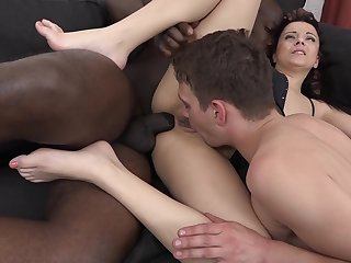 Unconventional Threesome