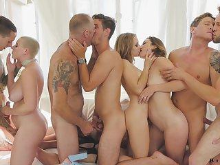 Orgía
