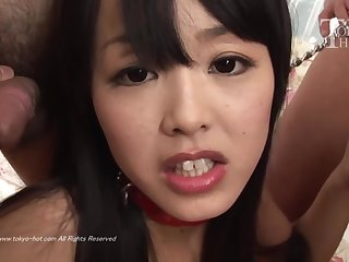 Raw Semen Sucking Doll